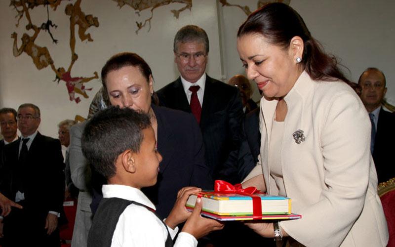 Le peuple marocain célèbre ce mardi l'anniversaire de SAR la Princesse Lalla Asmaa