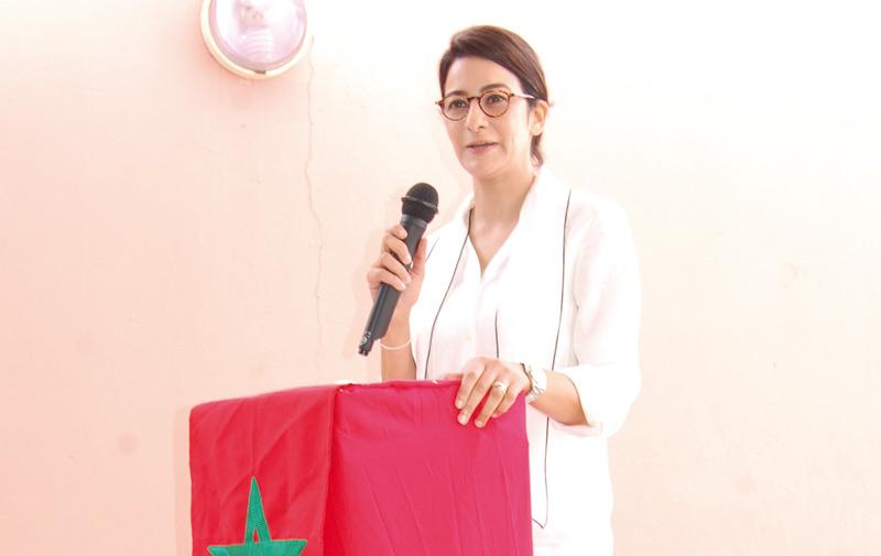 Karima Moussaoui: Nous ne recevons plus les subventions de l'INDH
