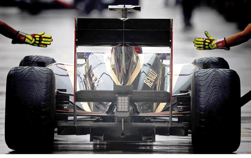 Sport automobile: Renault de retour en Formule 1 !