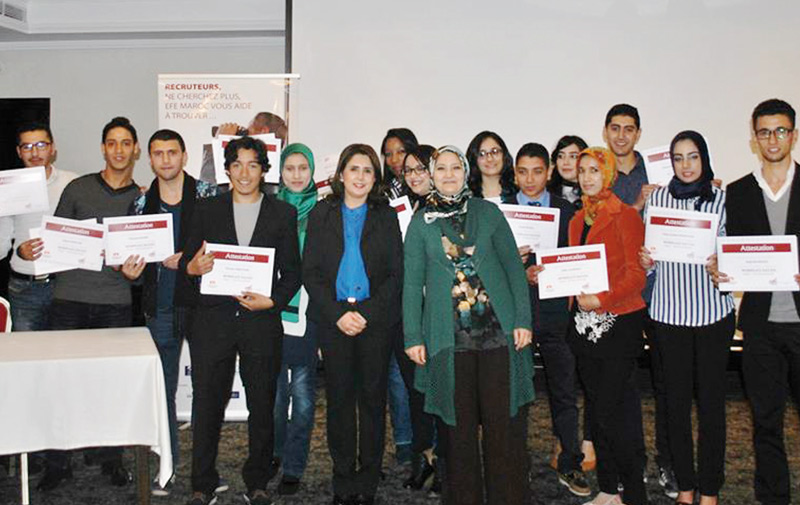 Digital Jobs for Moroccan Youth: Une contribution à l'absorption du chômage ?