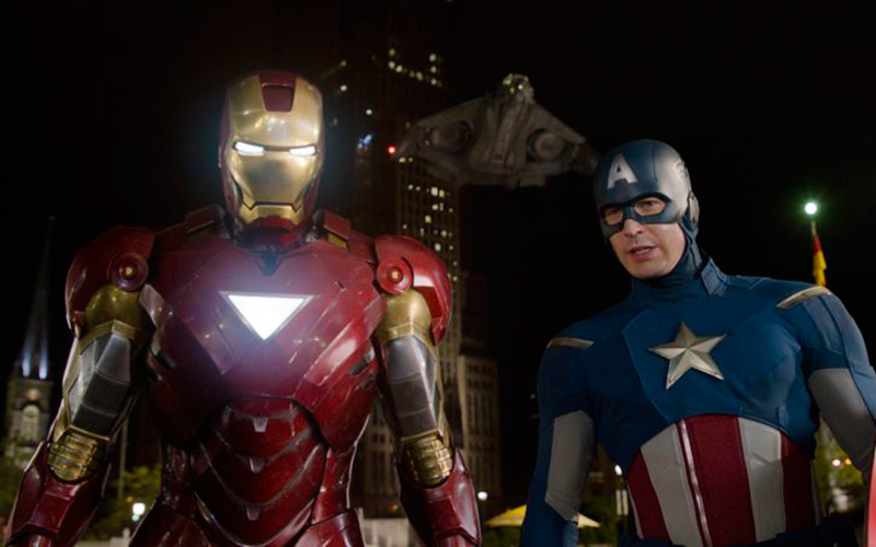 Robert Downey Jr. : Iron Man dans  «Captain America 3» !