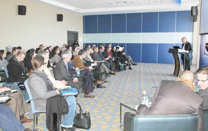 Les instruments de couverture des risques à l'export débattus à Tanger