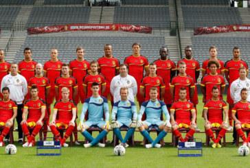 Coupe du monde 2014 : Equipe de Belgique