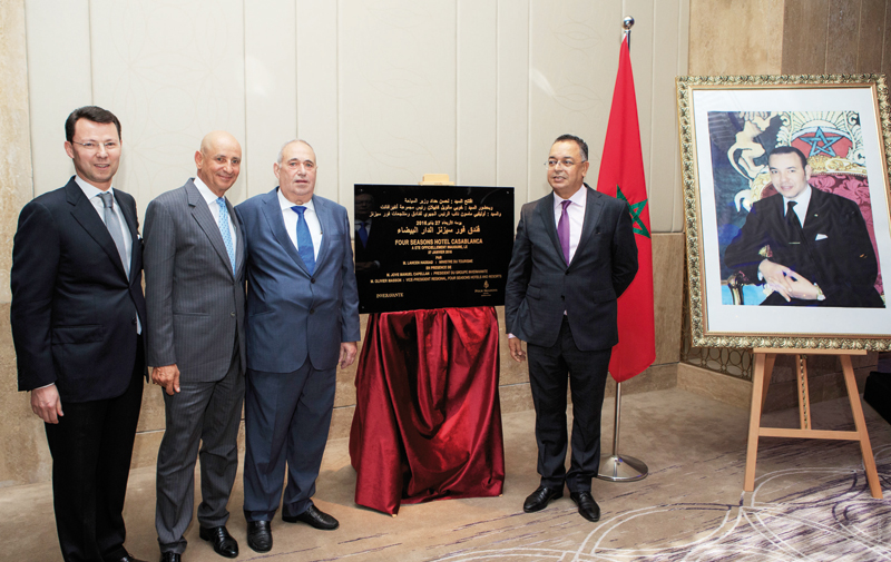 Inauguration: Four Seasons Hotel ouvre à Casablanca