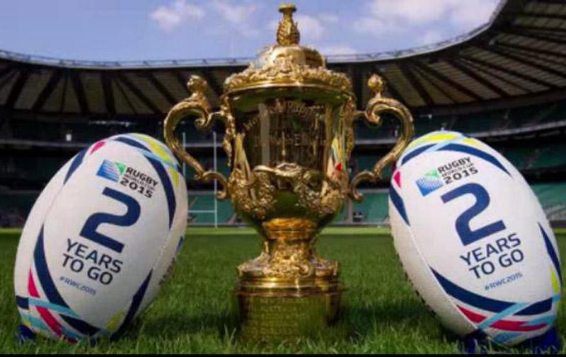 Rugby : Les All Blacks entrent dans l'histoire en reportant le mondial 2015