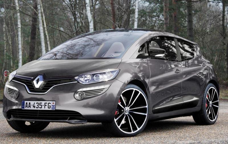 Renault prépare un  nouveau Scénic