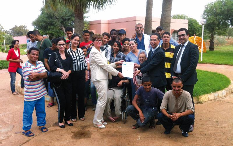 Jeunes en difficulté: Mitsubishi soutient l'insertion scolaire