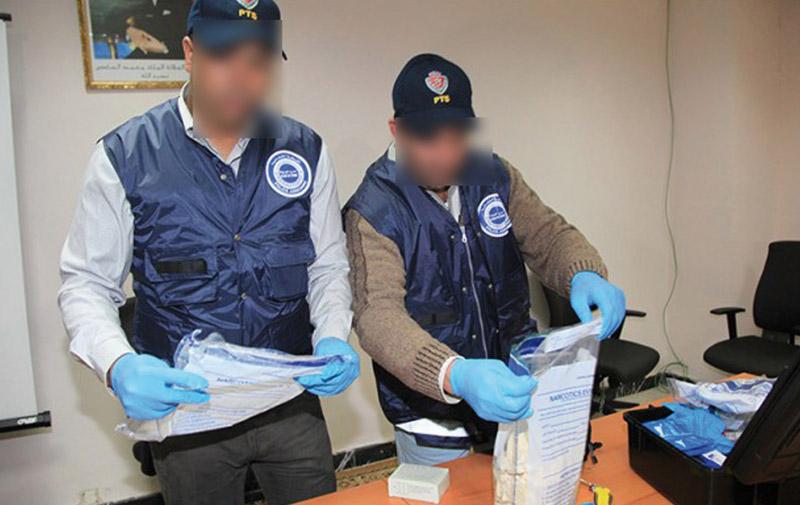 Aéroport Mohammed V: Arrestation d'un ressortissant marocain pour tentative de trafic de drogue