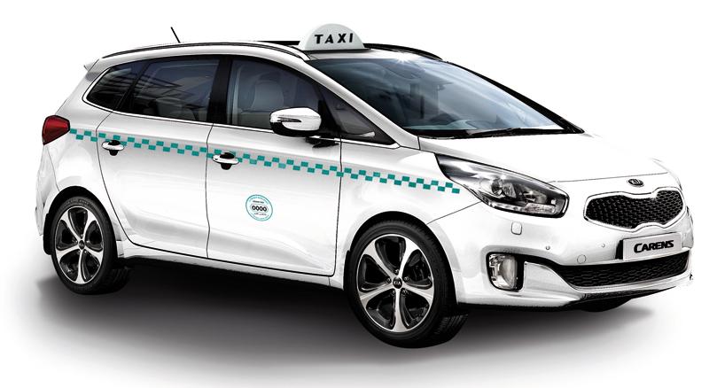 Convention: Kia signe avec les professionnels de taxis