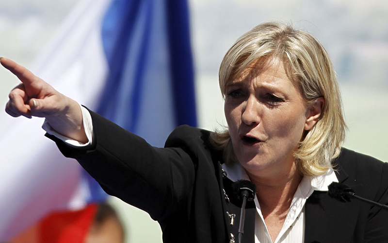 France: le FN fait son entrée dans le Sénat