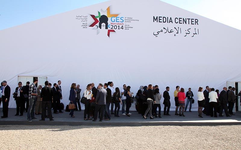 GES Marrakech 2014 : l'entrepreneuriat féminin au centre du débat