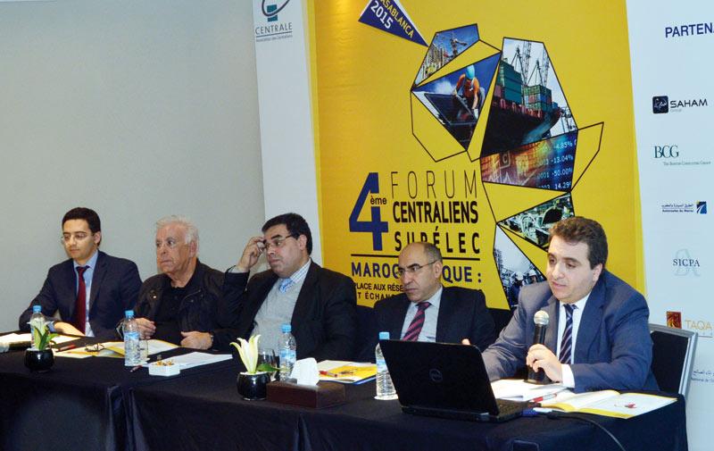 Partenariat Maroc-Afrique: Les recommandations des Centraliens