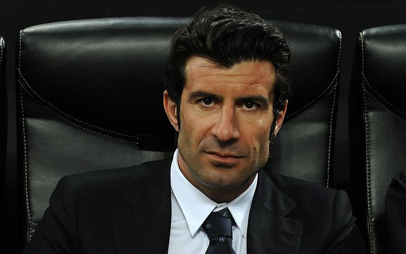 Présidence de la Fifa : Figo obtient ses parrainages, Champagne et Ginola hors-jeu