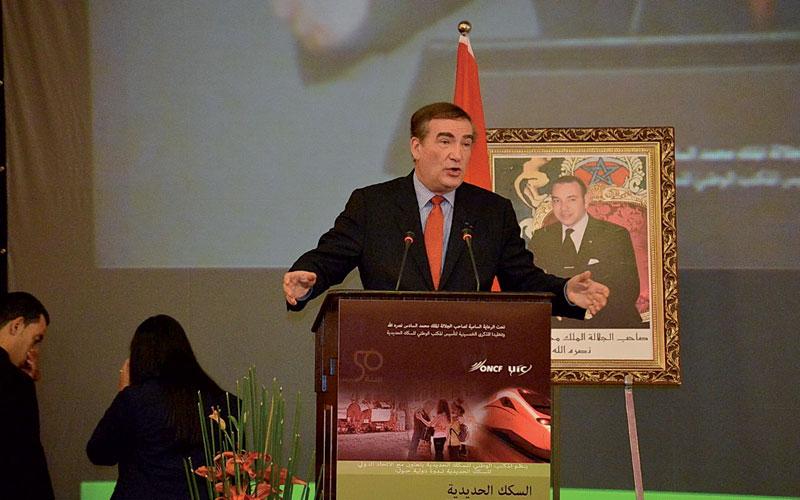 3 questions à Jean-Pierre Loubinoux : Directeur général de l'Union internationale des chemins de fer (UIC)
