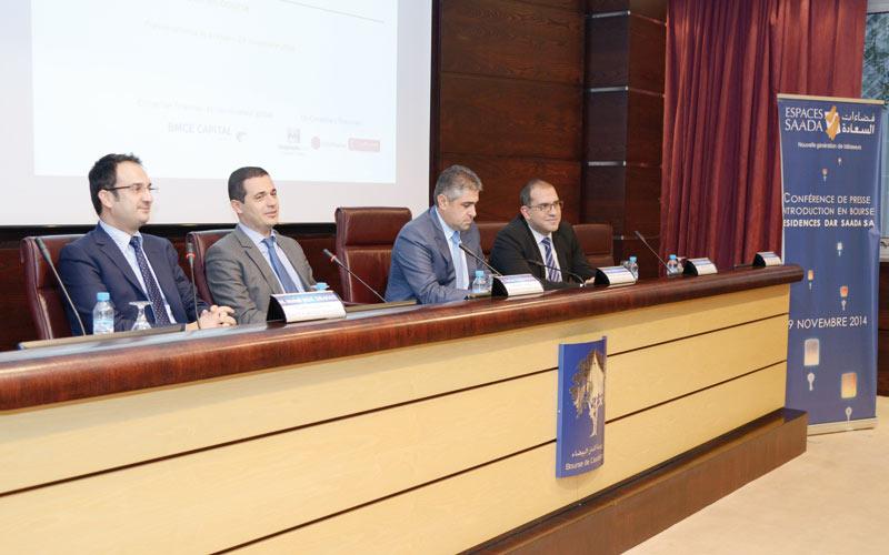 Introduction en Bourse de la société Résidences Dar Saada: Une valeur qui a de l'ambition