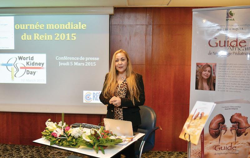 La néphrologie pédiatrique au Maroc et en Afrique: Un premier guide voit enfin le jour