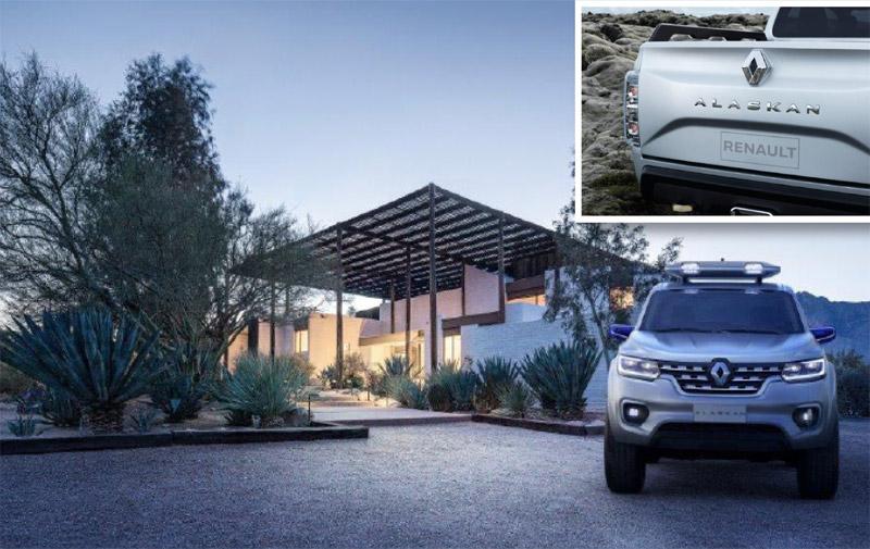 Renault Alaskan: Le losange aura bientôt son pick-up