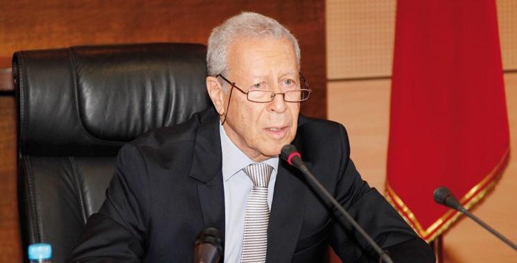Projets de réforme : Belmokhtar appelle à davantage d'efforts