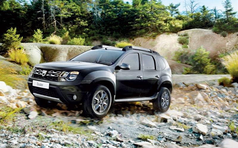 Dacia Duster : Sept places  pour bientôt ?