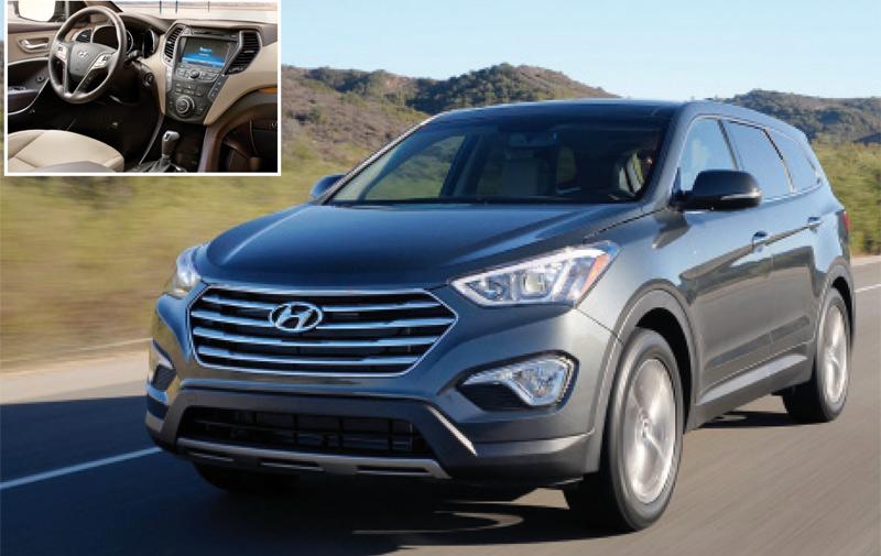 Hyundai Santa Fe: Sans fioritures!