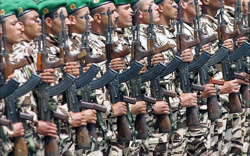 L'armée marocaine 49ème  au niveau mondial