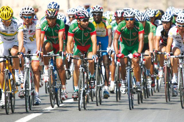 Cyclisme : La sélection marocaine présente au Tour d'Egypte