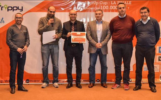 Start-up: SafeDemat championne  de l'année