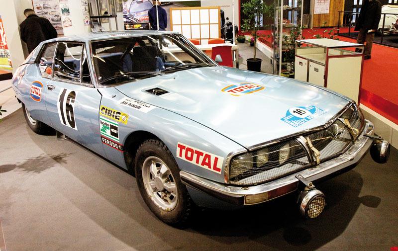 Total prend part au Rallye Maroc Classic