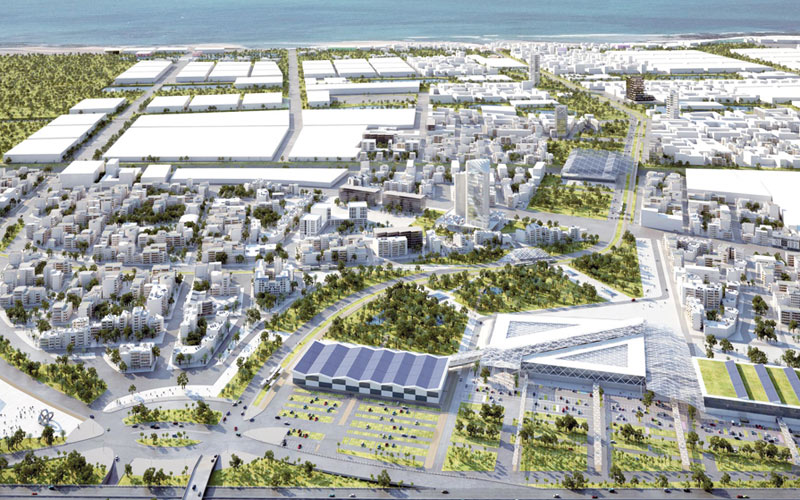 Sommet des villes intelligentes  à Skhirat
