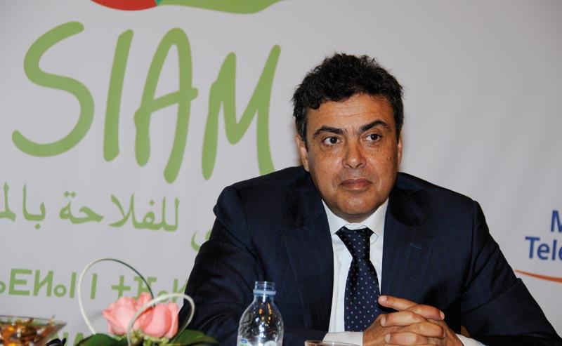 Jaouad Chami : «Nous avons une agriculture raisonnée»