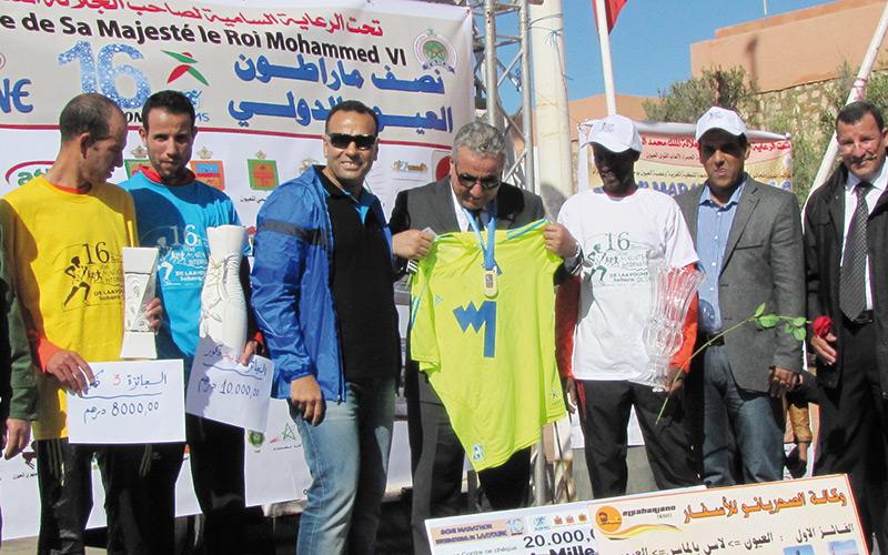 Semi-marathon international : Victoire du Qatari Nicholas Kemboi  et de la Marocaine Laila Fulla
