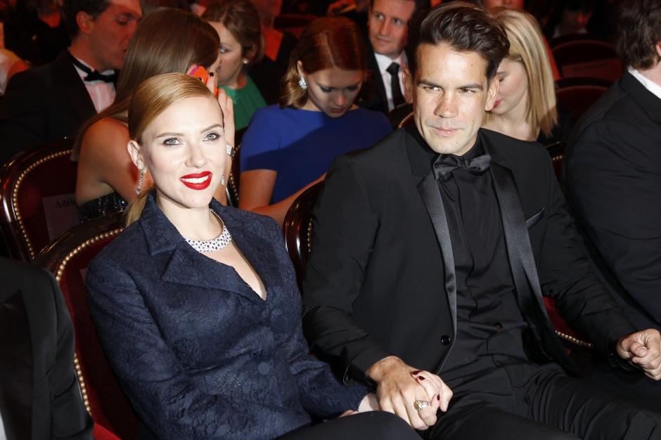 Scarlett  Johansson est enceinte de son premier enfant
