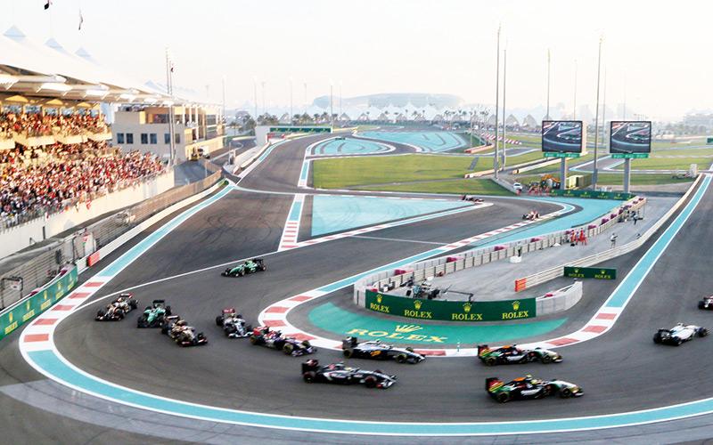 Formule 1 : Bientôt un Grand Prix au Qatar !