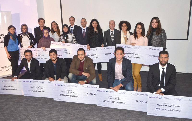 Entrepreneurs en mouvement: Dix lauréats consacrés