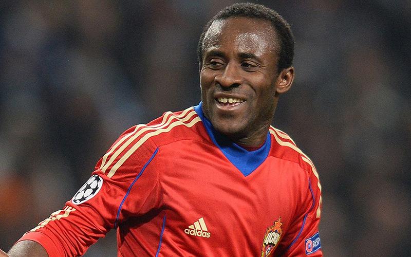 Football : Seydou Doumbia élu joueur de l'année en Russie