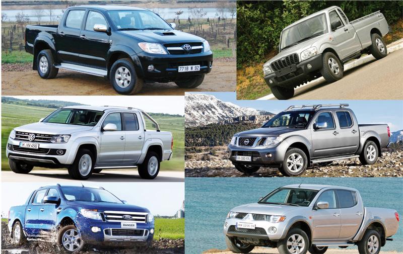 Comparatif pick-up: Suivez le guide !