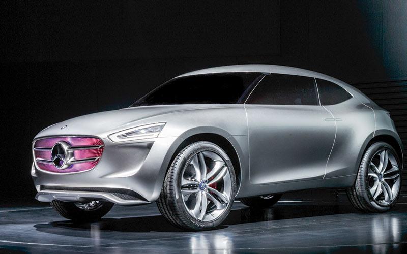 Mercedes G Code : Un monstre d'écologie !