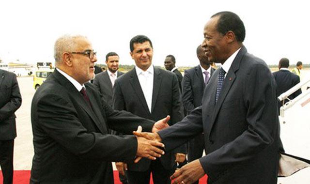 Burkina Faso: Le Maroc félicite le nouveau président et accueille l'ancien