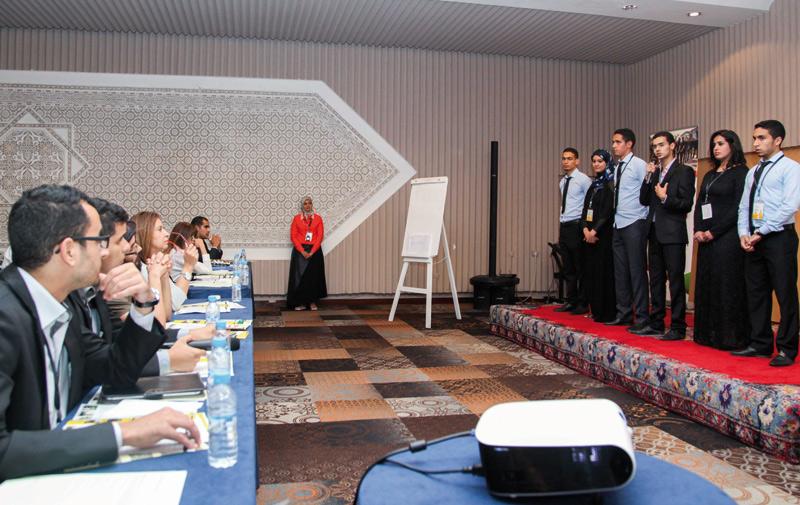 Enactus Morocco: Dix établissements en compétition le 7 juillet 2015