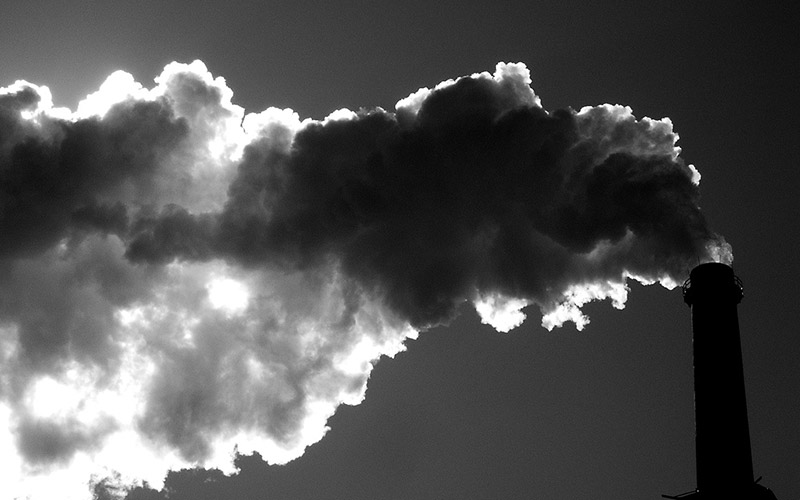 Gaz à effet de serre : concentrations record dans l'atmosphère et les océans