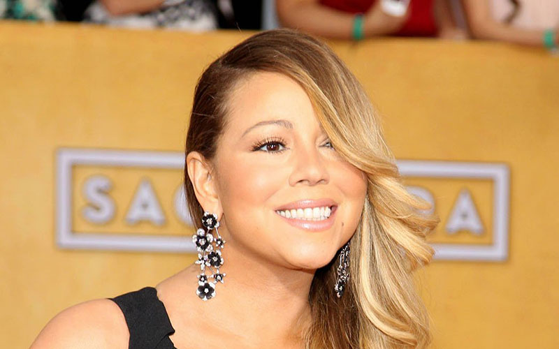 Mariah Carey élue plus grande pop star de tous les temps par  le Time !