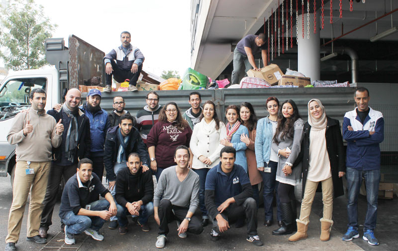 Solidarité: «31 Days of Giving» pour Dell