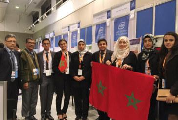 La Compétition intel des sciences-monde arabe 2015: Un investissement dans le potentiel des jeunes scientifiques