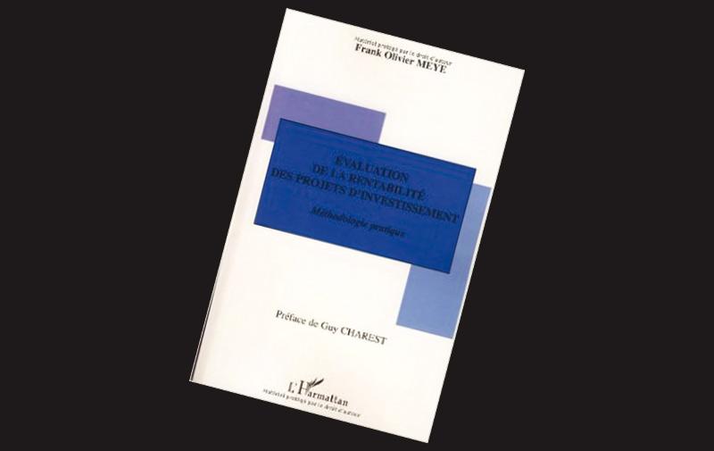 Evaluation de la rentabilité des projets d'investissement : méthodologie pratique de Franck Olivier Meye