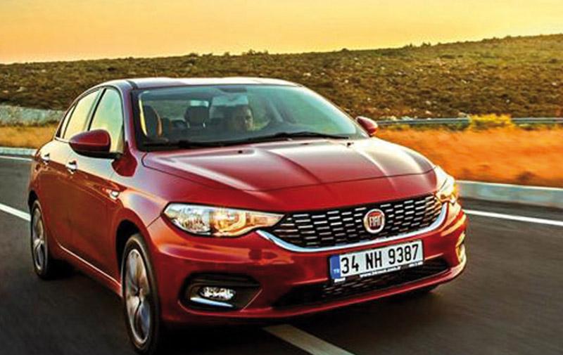 Nouvelle Fiat Tipo : Rendez- vous en mars prochain !