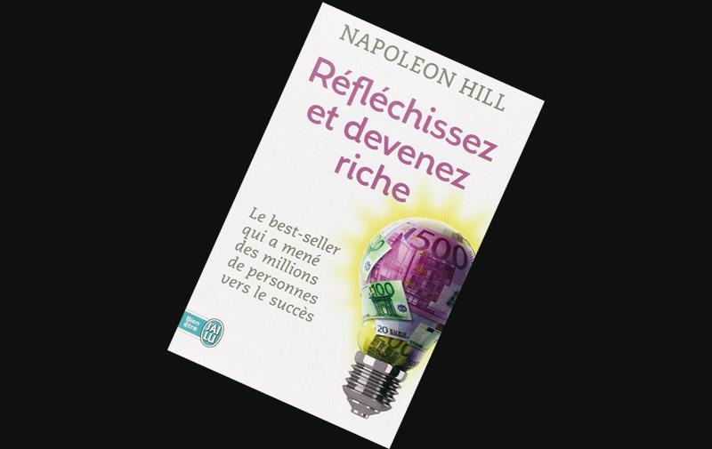 Livre: Réfléchissez et devenez riche  de Napoleon Hill