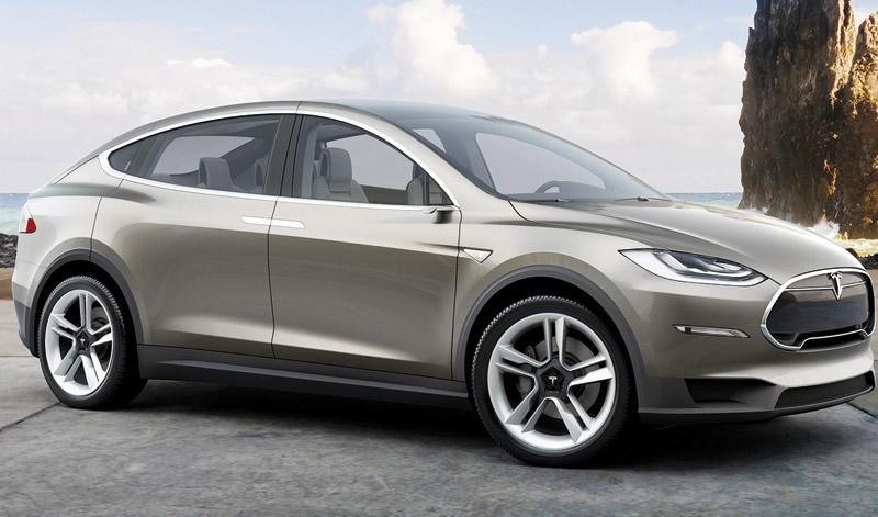 Tesla Model X : Ricain électrique de luxe !