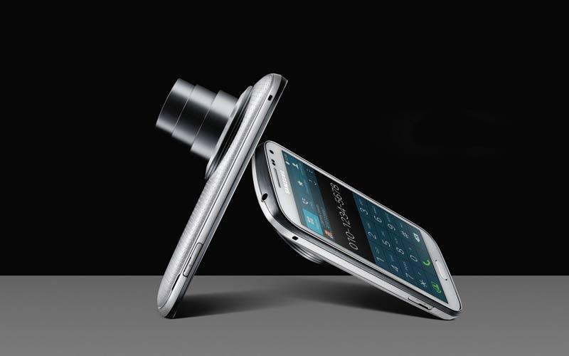 Galaxy K zoom, nouveau smartphone expert photo de Samsung