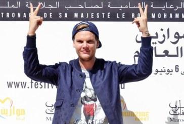 DJ Avicii prend sa retraite à 26 ans