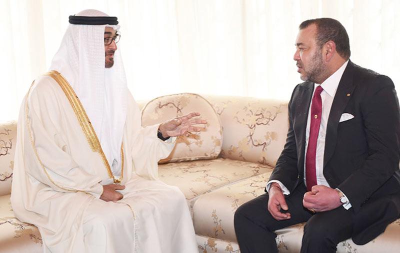 Pétrole :  Les Emiratis prospectent